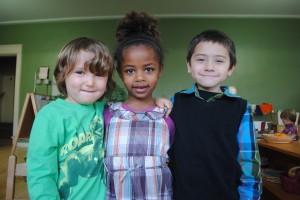 Mead Montessori School Primary Students