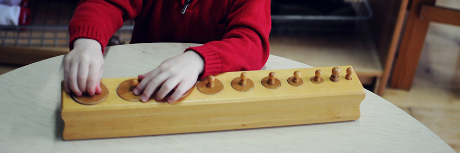Montessori Handson Education