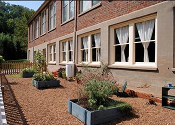 Mead Montessori Primary Outdoor Classroom