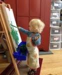Pre School toddler