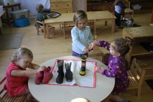 Toddler Pre School Class