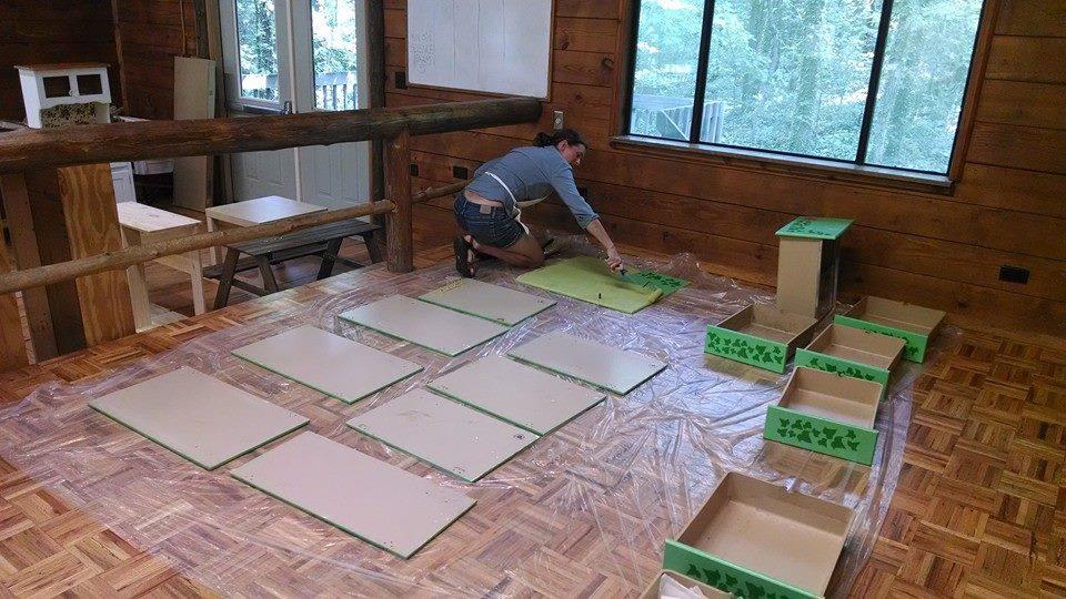 Montessori Work Day