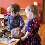 Toddler Montessori Class