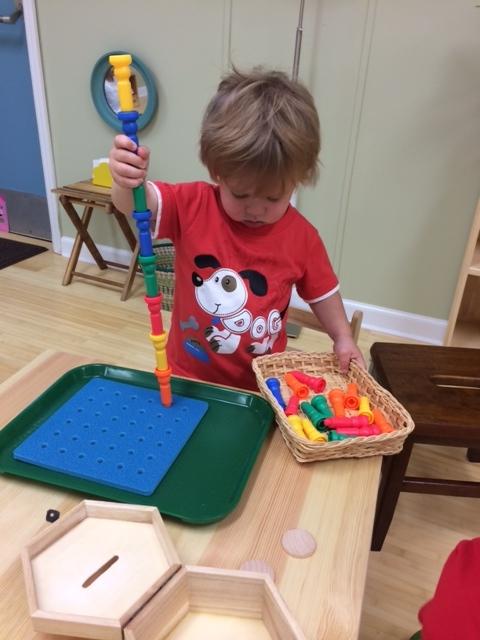 Montessori Lesson