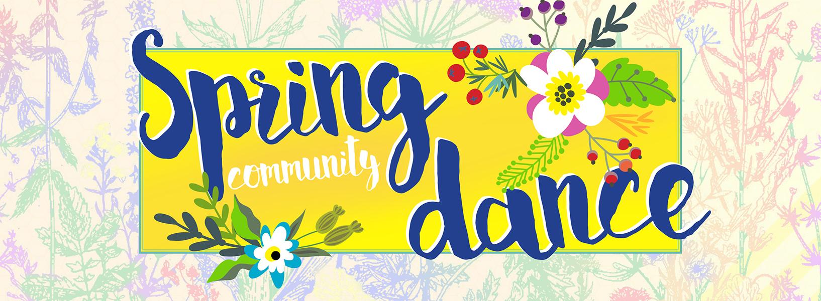 Spring Community Dance 4/13/18   Mead Montessori School