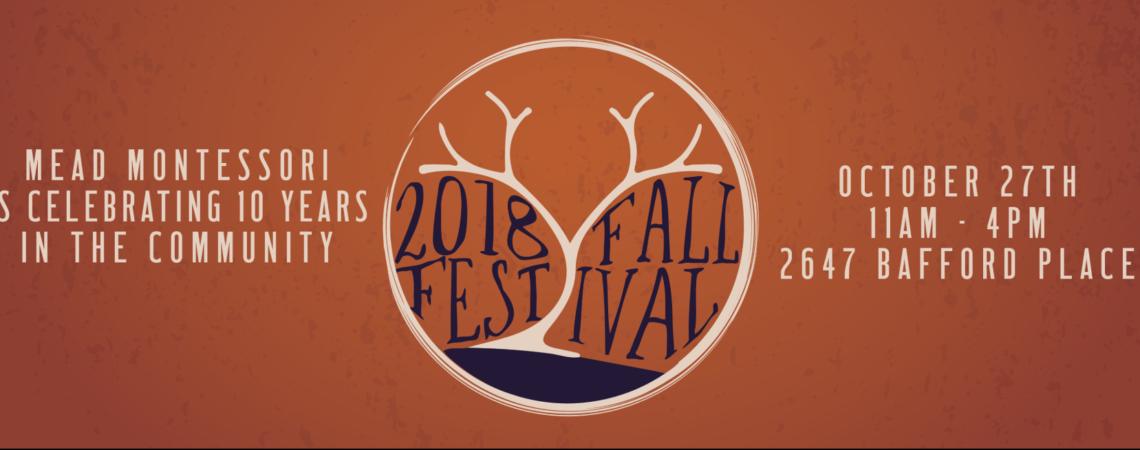 MEAD Fall Festival 2018